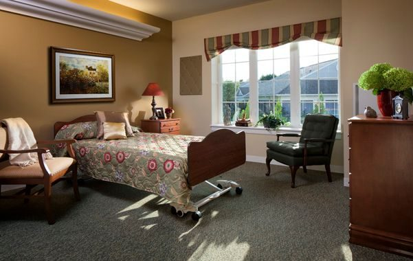 Pleasant View_SC Resident Room